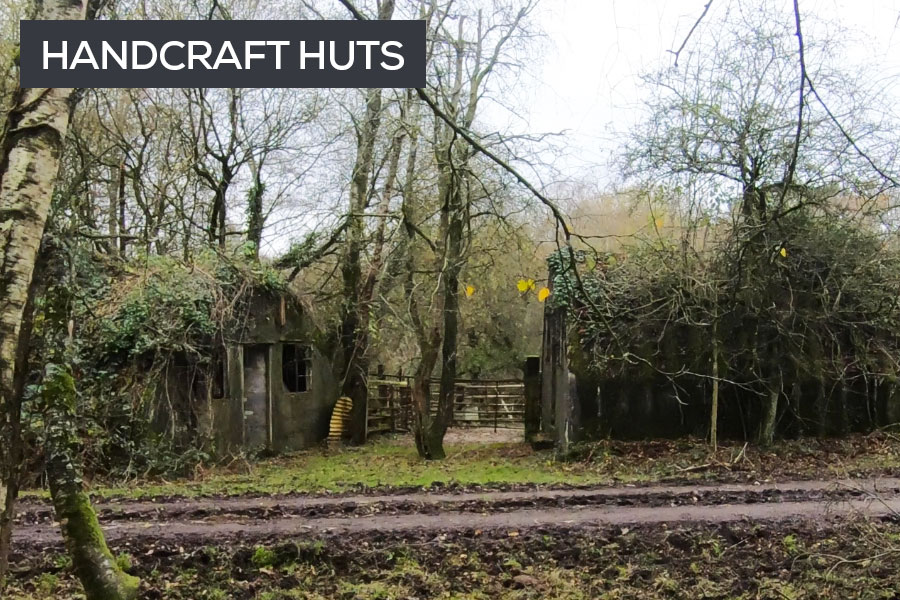 raf beaulieu handcraft huts