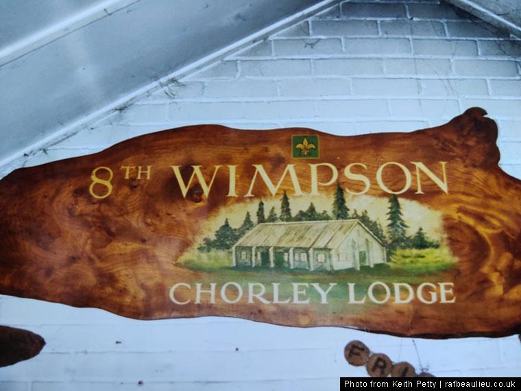 chorley lodge roundhill campsite