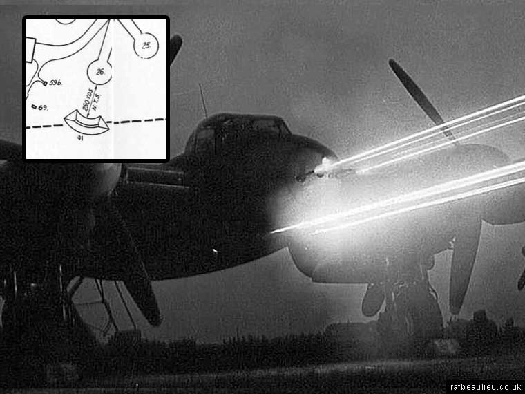 ww2 airfield shooting in butt