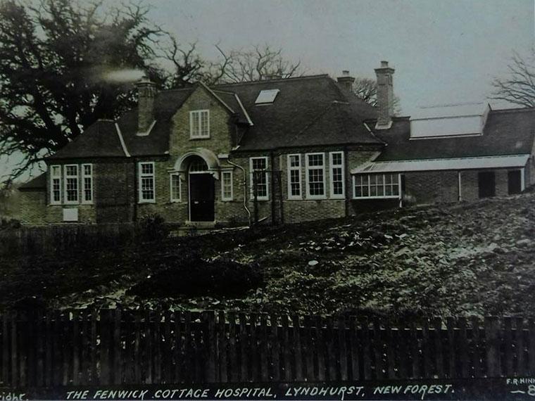 Fenwick hospital lyndhurst