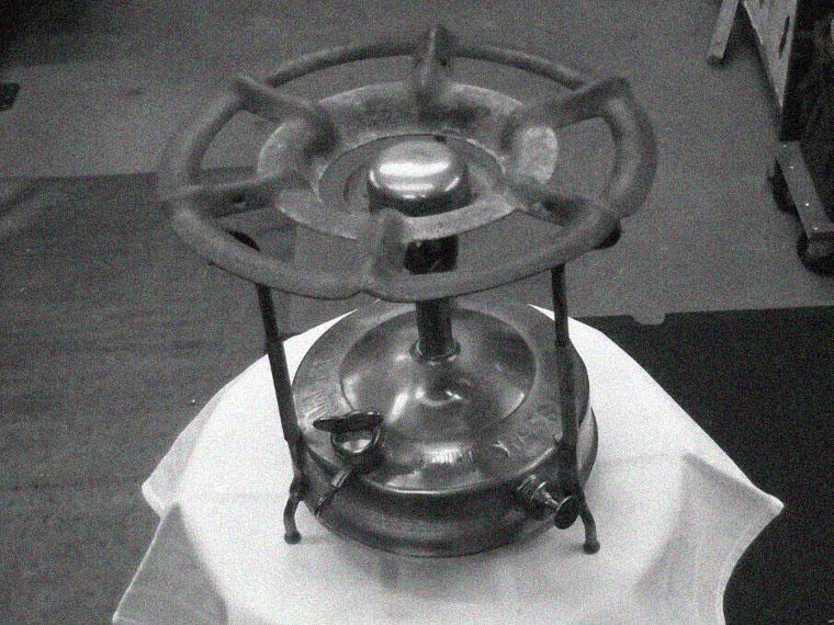 primus stove 1930s