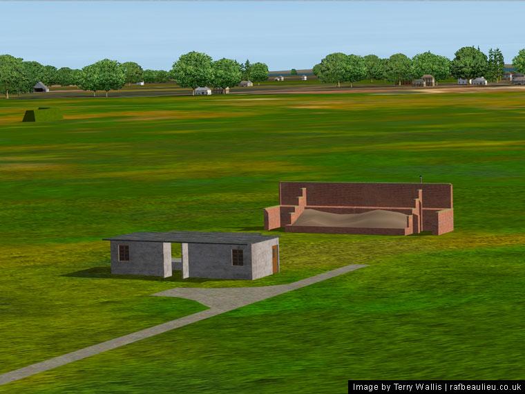 airfield rifle range