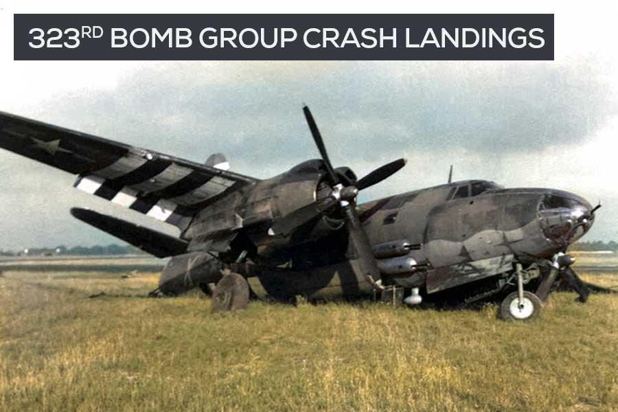 crash landings at beaulieu