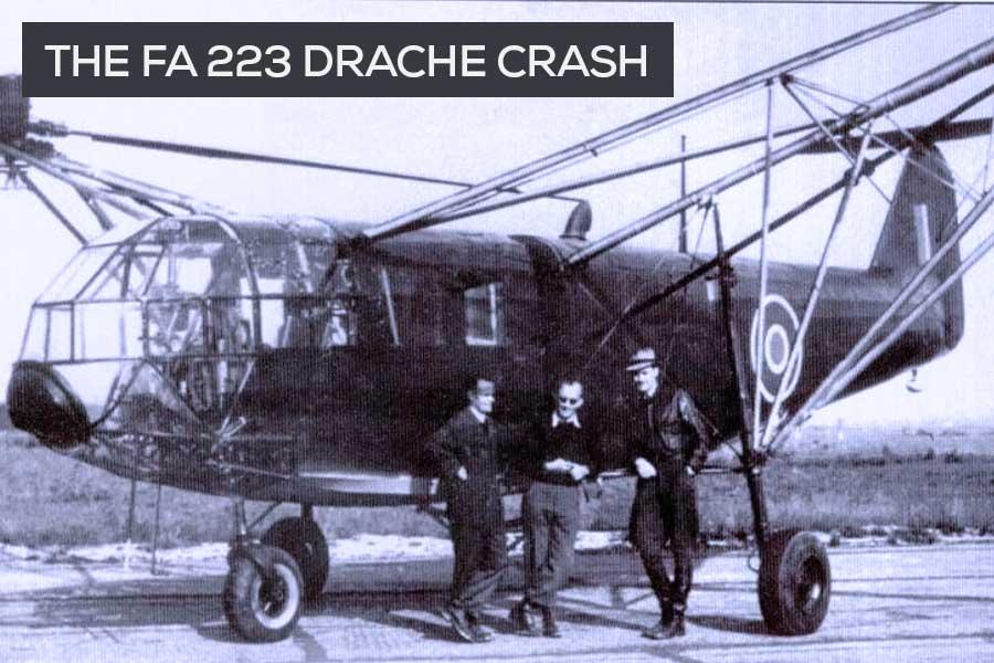 FA 223 RAF Beaulieu