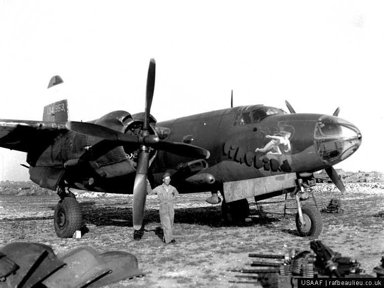 b-26 maintenance