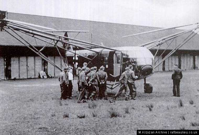 German ww2 helicopter