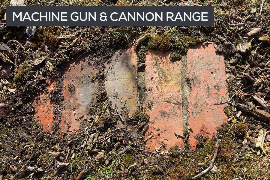 RAF Beaulieu machine gun and rifle range