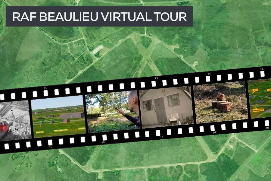 RAF Beaulieu Virtual Tour