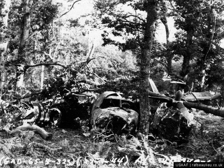 Bonnie Lee crash landing