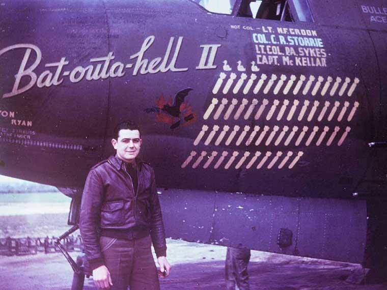 41-31643 BAT-OUTA-HELL II
