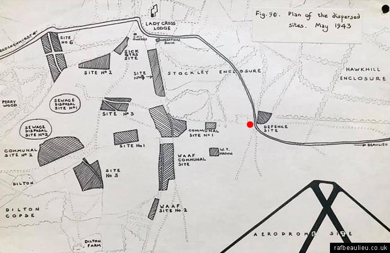 Beaulieu Aerodrome 1943