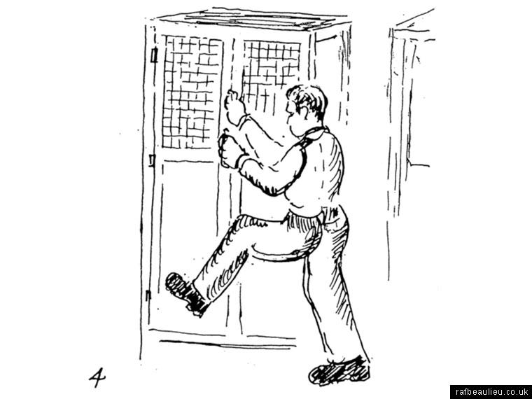 locker prank sketch