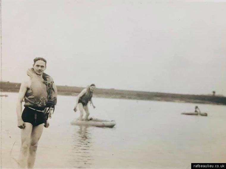 Hatchett Pond 1942