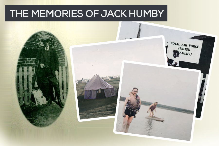 Jack Humby New Forest