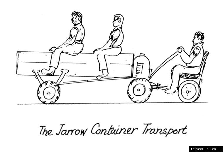 Jarrow Container