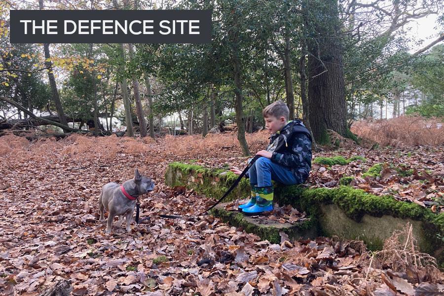RAF Beaulieu defence site