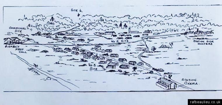 Alan Brown beaulieu sketch