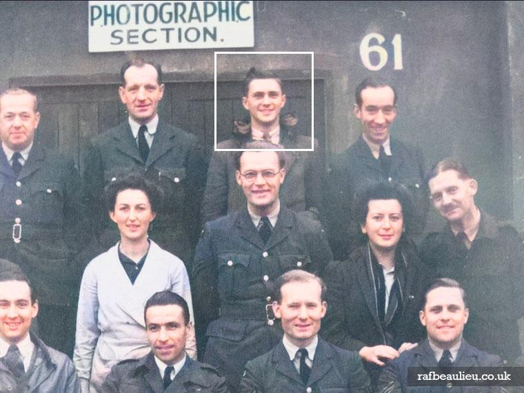RAF Beaulieu photographic section